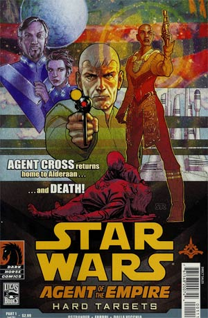 Star Wars Agent Of The Empire Hard Targets #1