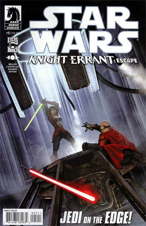 Star Wars Knight Errant Escape #5