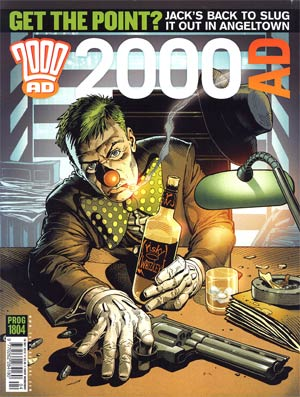 2000 AD #1804