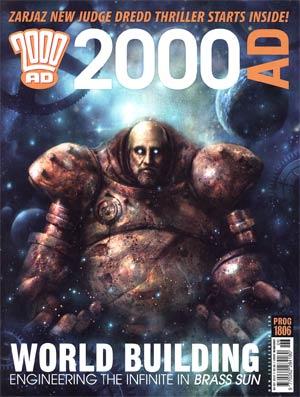 2000 AD #1806