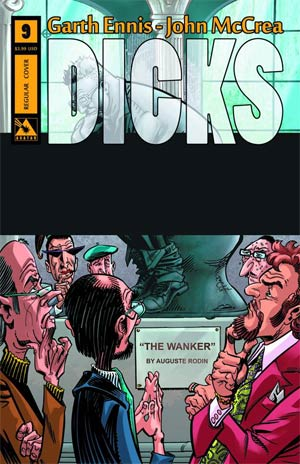 Dicks Color Edition #9 Offensive Cvr
