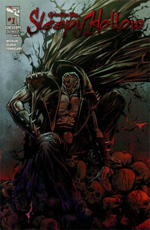 Grimm Fairy Tales Presents Sleepy Hollow #1 Cover B Matt Triano