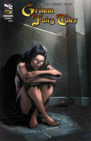 Grimm Fairy Tales #78 Cover B Stephen Thompson