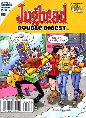 Jugheads Double Digest #186