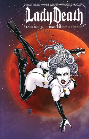 Lady Death Vol 3 #18 Auxiliary Edition