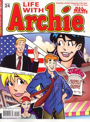 Life With Archie Vol 2 #24 Fernando Ruiz & Bob Smith Cover