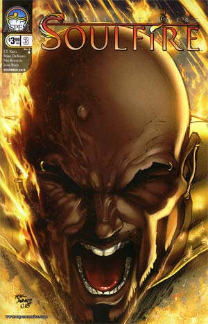 Soulfire Vol 4 #3 Cvr A Mike DeBalfo