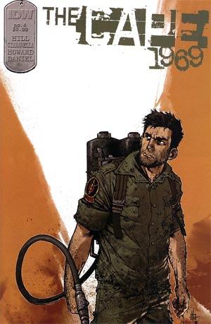 Cape 1969 #4 Regular Zach Howard Cover