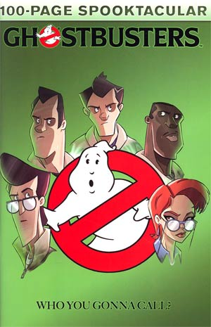 Ghostbusters 100-Page Spooktacular