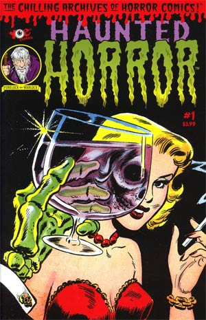 Haunted Horror #1