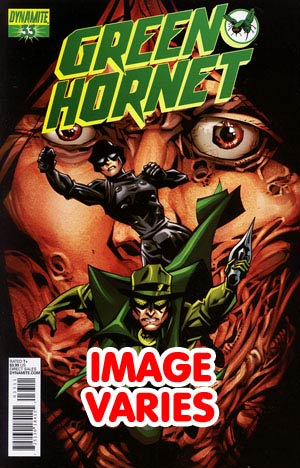 DO NOT USE (DUP) Kevin Smiths Green Hornet #33 (Filled Randomly With 1 Of 2 Covers)
