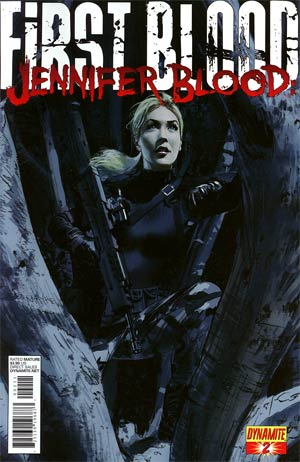 Jennifer Blood First Blood #2