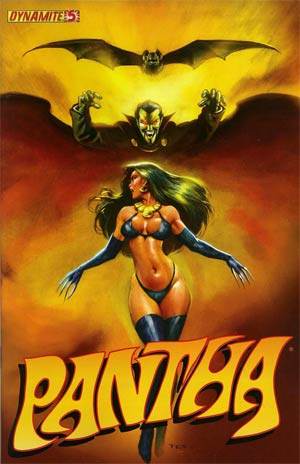 Pantha Vol 2 #5