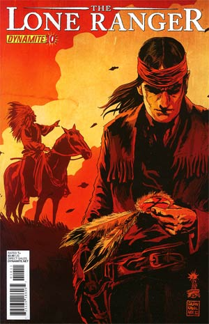 Lone Ranger Vol 5 #10