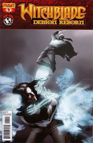 DO NOT USE Witchblade Demon Reborn #4 Regular Cover (Filled Randomly With 1 Of 2 Covers)