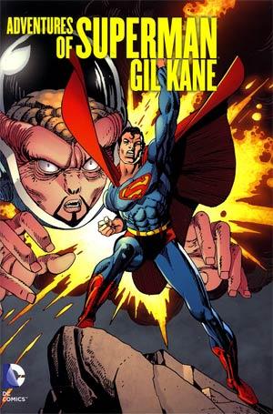 Adventures Of Superman Gil Kane HC