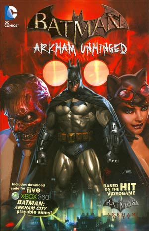 Batman Arkham Unhinged Vol 1 HC
