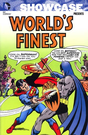 Showcase Presents Worlds Finest Vol 4 TP