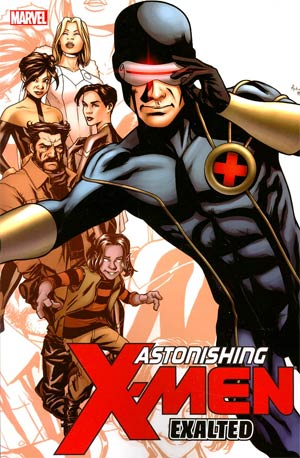 Astonishing X-Men Vol 9 Exalted TP