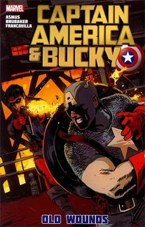 Captain America And Bucky Old Wounds TP