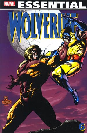 Essential Wolverine Vol 6 TP
