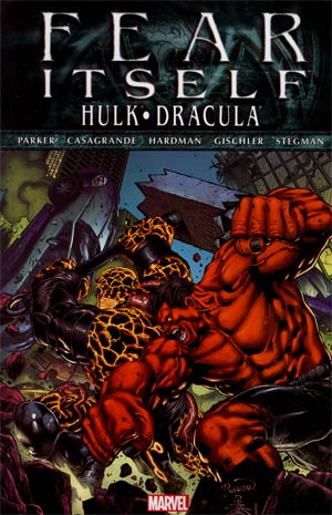 Fear Itself Hulk Dracula TP