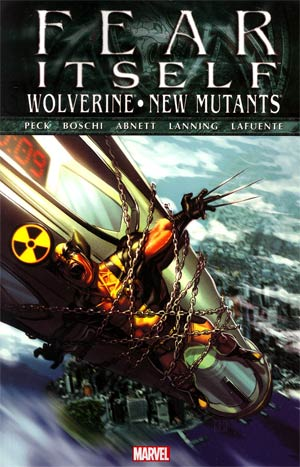 Fear Itself Wolverine New Mutants TP