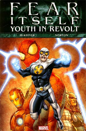 Fear Itself Youth In Revolt TP