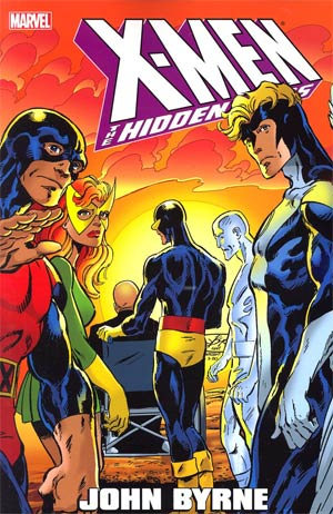 X-Men The Hidden Years Vol 2 TP