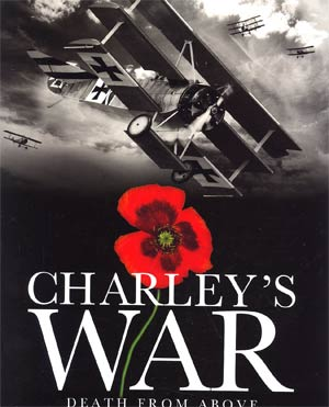 Charleys War Vol 9 Death From Above HC