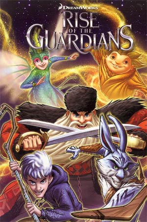 Rise Of The Guardians GN