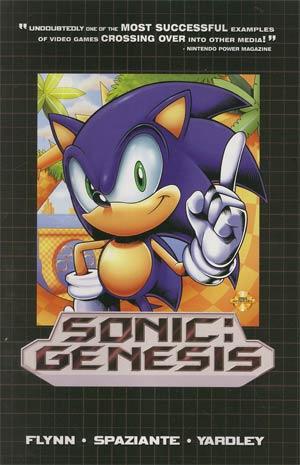 Sonic Genesis TP