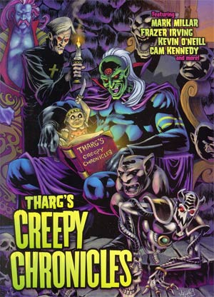 Thargs Creepy Chronicles GN