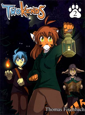 Twokinds Vol 2 TP