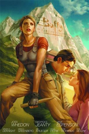Buffy The Vampire Slayer Season 8 Library Edition Vol 3 HC