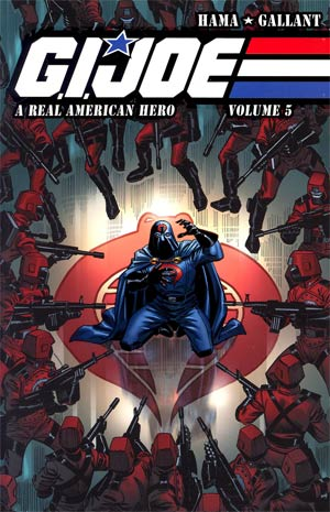 GI Joe A Real American Hero Vol 5 TP
