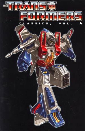 Transformers Classics Vol 4 TP