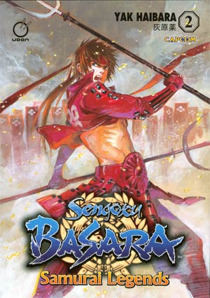 Sengoku Basara Samurai Legends Vol 2 GN