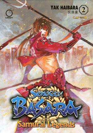 Sengoku Basara Samurai Legends Vol 2 GN