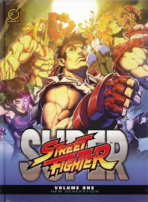 Super Street Fighter Vol 1 New Generation HC