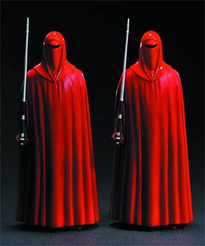 Star Wars Emperors Royal Guard 2-Pack ARTFX Plus Statue