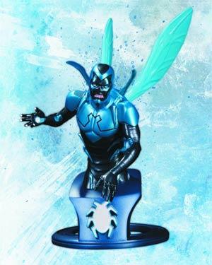 DC Comics Super-Heroes Blue Beetle Bust