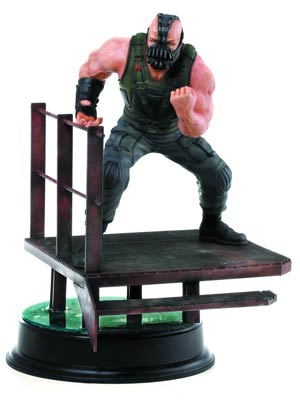 Batman The Dark Knight Rises Bane 1/9 Scale Action Hero Vignette