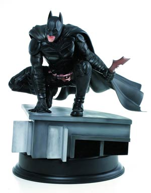 Batman The Dark Knight Rises Batman 1/9 Scale Action Hero Vignette