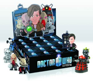 Doctor Who Titans Mini Figure Blind Mystery Box