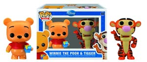 POP Mini Disney 03 Winnie The Pooh And Tigger Vinyl Figure 2-Pack