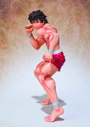 Baki Son Of Ogre Figuarts ZERO - Hanma Baki Figure