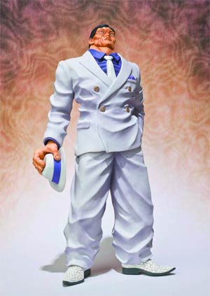 Baki Son Of Ogre Figuarts Zero - Hanayama Kaoru Figure