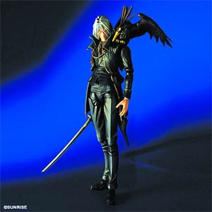 Cowboy Bebop Play Arts Kai Vicious Action Figure