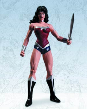 Justice League The New 52 Wonder Woman Action Figure